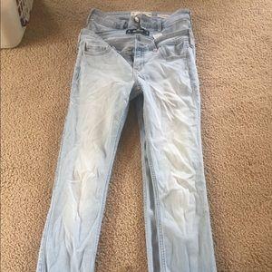 Hollistwr jeans